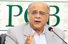 نجم سیٹھی نے بھی پنجاب اسمبلی کے پہلے روز کے اجلاس کی کارروائی دیکھی