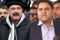 فواد چوہدری نے میڈیا لابی کی جانب سے ان کیخلاف سازش کرنے کا الزام عائد ..