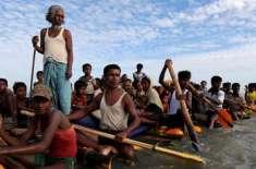 امریکا روہنگیا ریفیوجی ایجنسی کو 185 ملین ڈالر دے گا