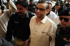 احتساب عدالت نے ڈاکٹر عاصم کے خلاف 17 ارب روپے کی کرپشن ریفرنس میں وکیل ..