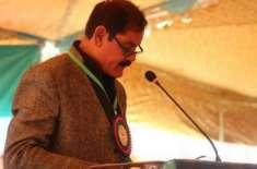 وزراء کی عدم حاضری پر سپیکرکا اظہاربرہمی،