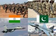 پاکستان اور بھارت کی مسلح افواج پہلی بارمشترکہ مشقوں میں حصہ لیں گی