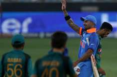 india beat pakistan by 9 wickets