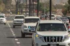 شارجہ: کار کے اُلٹ جانے سے نوجوان جاں بحق