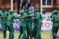 پاکستان اور آسٹریلیا کی ٹیمیں تین میچوں کی سیریز کے پہلے ٹی ٹونٹی ..