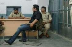 سلمان خان کو ایک اور رات جیل میں گزارنا پڑے گی ، جیل میں خطرناک قیدی ..