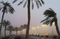 عمان ، قطراور یمن میں طوفانی بارشوں سے نظام زندگی درہم برہم ہو گیا