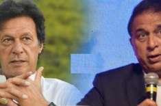 ریٹائر ہونا چاہتا تھا، عمران خان نے چیلنج کر دیا ،ْ سنیل گواسکر