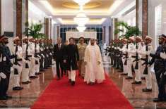 وزیراعظم عمران خان سرکاری دورے پر متحدہ عرب امارات پہنچ گئے