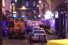 فرانس کے دارالحکومت پیرس میں نامعلوم حملہ آور کا چاقو سے حملہ، متعدد ..