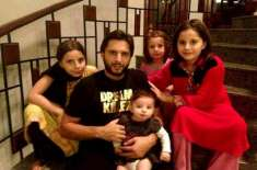 Shahid Afridi's daughter appeal from Pakistanis to vote for Imran Khan