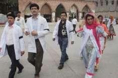 سندھ میں ڈاکٹر امتحانات کی بجائے انٹرویوز کی بنیاد پر بھرتی کرنے کا ..