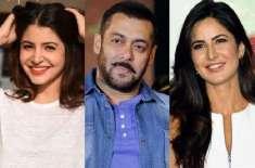 فلم ''بھارت'' میں انوشکا کی جگہ کترینہ مرکزی کردار ادا کریں گی