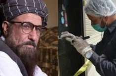مولانا سمیع الحق کے قتل کے الزام میں گرفتار ان کے سیکرٹری مولانا سید ..
