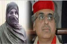 پشاور،ضمنی الیکشن میں حصہ لینے کے لئے بیٹوں نے آمادہ کیا،ثمر بلور