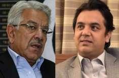 عثمان ڈار نے (ن) کے رہنما خواجہ محمد آصف کی عام انتخابات میں کامیابی ..