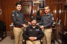 ایس ایس پی رورل طاہر خان کو افغانستان میں قتل کر دیا گیا