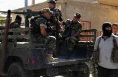 شام میں داعش کے خلاف جنگ جلد آئندہ ماہ ختم ہو سکتی ہے، امریکی نمائندہ ..