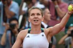 سیمونا ہالپ فٹنس مسائل کے باعث اسٹٹ گارٹ اوپن ٹینس ٹورنامنٹ سے دستبردار ..