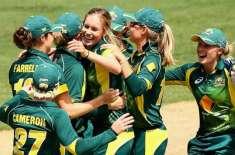 نیوزی لینڈ کا دورہ آسٹریلیا اور ویمنز ورلڈ ٹی ٹونٹی کپ کیلئے الگ الگ ..