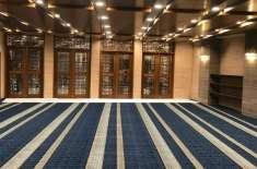 Junaid Jamshed Masjid has been innaugrated in Korangi Karachi