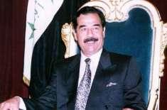 صدام حسین نے ایک رومانوی ناول بھی لکھا تھا، جو  ایمزون پر  ابھی بھی خریدا ..