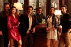 سلمان خان کی فلم' 'ریس3' 'کی رفتار کو بریک لگ گئے'