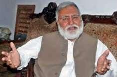 اکرم خان درانی کیخلاف انکوائری میں دو اہم افراد گرفتار ،