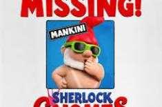 ہالی ووڈکی کامیڈی اینی میٹڈ فلم شرلاک نومز کا نیا ٹریلر جاری کردیا ..