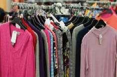 سلے سلائے ملبوسات کی برآمدات میں اکتوبر کے دوران 28.7 فیصد اضافہ ہوا، ..