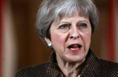 برطانوی پارلیمنٹ نے بریگزٹ معاہدہ مسترد کر دیا،