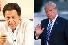 وزیراعظم عمران خان کا دورہ امریکہ ، امریکی صدر کو پینٹنگ تحفے میں دیں ..