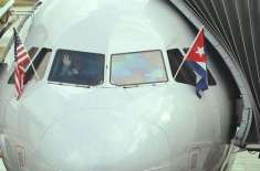 پابندی کے باوجود کیوبا کے لیے امریکی پروازیں
