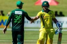لاہور ،پی سی بی کا آسٹریلیا کے خلاف 4 روزہ میچ کے لئے قومی اے ٹیم کے ..