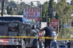 لاس اینجلس سپر مارکیٹ میں فائرنگ سے خاتون ہلاک،