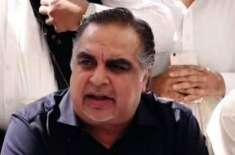 گورنر سندھ عمران اسماعیل سے جناح سوسائٹی کے صدر قائد کے نواسے لیاقت ..