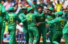 10سال میں پاکستان ٹیم 200 سے کم ہدف کے تعاقب میں پانچ بار ناکام رہی، عالمی ..