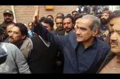 متحدہ اپوزیشن کا خواجہ سعد رفیق کے پروڈکشن آرڈر جاری نہ کرنے پر قومی ..