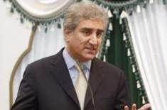 ہمارے سفارتکاروں کو ان چیلنجز کا مقابلہ کرنا ہے، شاہ محمود قریشی