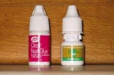 ایک شخص نے غلطی سے آنکھوں میں دوا کی بجائے سپر گلو ڈال لیا