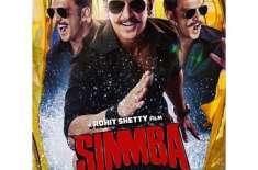 فلم ''سمبا'' کی کامیاب نمائش جاری، اب تک 237.50 کروڑ روپے کا بزنس