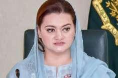 عمران خان پارلیمنٹ کے نہیں کنٹینر کے وزیر اعظم ہیں ،مریم اورنگزیب