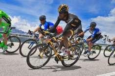 قومی سائیکلنگ ٹیم جدید اور اعلی معیار کی تربیت کیلئے کوریا پہنچ گئی