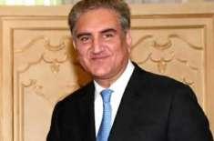 ٹیلی نار گروپ کے صدر و سی ای او نیویارک میں وزیر خارجہ شاہ محمود قریشی ..