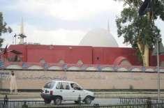 اسلام آبادپولیس نے مولانا عبدالعزیز کو لال مسجد میں ختم القرآن کے ..
