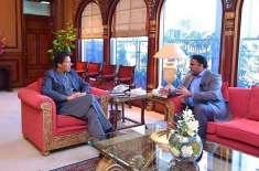 وزیر اعظم سے وزیر اطلاعات کی ملاقات ،ْعمران خان کا وزارت اطلاعات کی ..
