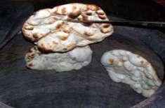 صوبائی دارالحکومت میں روٹی کی قیمت 20 روپے مقرر