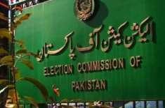 الیکشن کمیشن کا 2019 میں 2 صوبوں میں بلدیاتی انتخابات کرانے کا فیصلہ