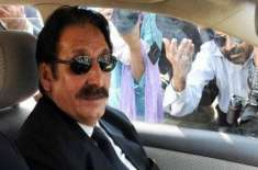 افتخار چوہدری کے سمدھی سے بیٹے کی گرفتاری برداشت نہ ہوئی