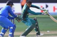 ایشیا کپ 'بھارت نے پاکستان کو 8 وکٹ سے شکست دے دی